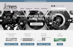 New SpringsFast Website